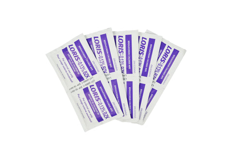 ANTI1040 - Wound Cleansing Towelettes - BZK Antiseptic Wipes (Pkg of 24) - Currently Unavailable
