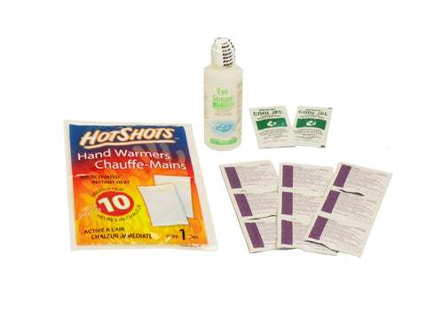 First Aid Replacement Supplies Kit | Emergency Preparedness