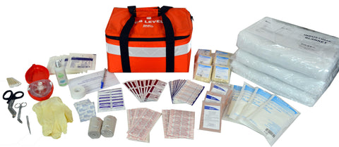 WorksSafeBC Level 1 Occupational First Aid Kit | Emergency Preparedness