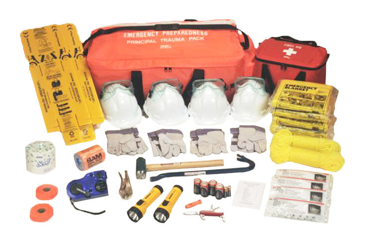 Principal Emergency First Aid and Rescue Kit | School Emergency Preparedness