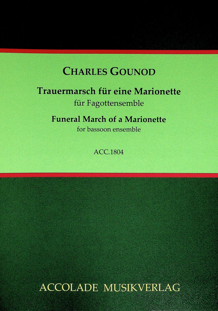 Gounod, Charles % Funeral March of a Marionette-4BSN/CBSN