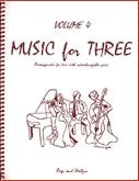 Collection % Music for Three, vol. 4 (keyboard/guitar) - FLEXTRIO