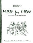 Collection % Music for Three, vol. 5, part 1 (flute/oboe/violin) - FLEXTRIO