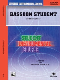 Paine, Henry % Bassoon Student Level 2-BSN
