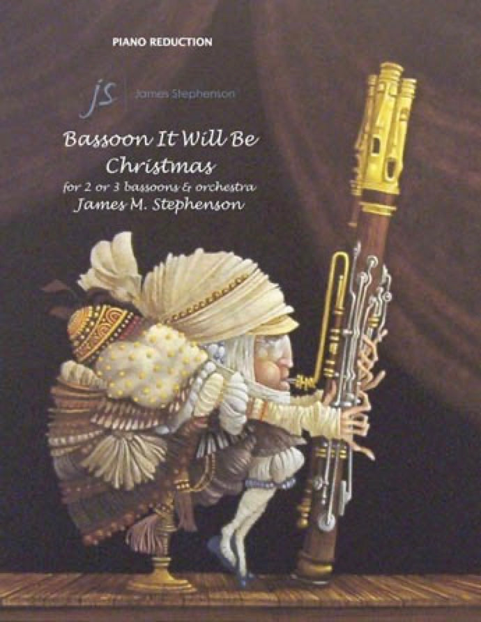 Stephenson, James % BasSOON It Will Be Christmas -2BSN/PN or 3BSN/PN