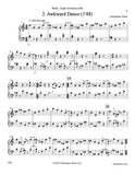 Weait, Christopher % Eight Inventions for piano solo - PN