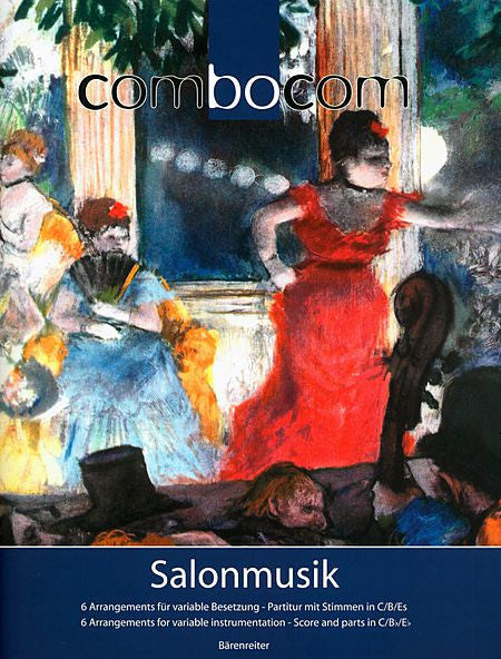 Misc % Salonmusik Trad Classics-OB/CL/BSN/PN see More Info