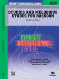 Paine, Henry % Studies & Melodious Etudes Level 1-BSN