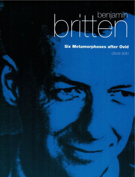 Britten 6 Metamorphoses after Ovid - cover