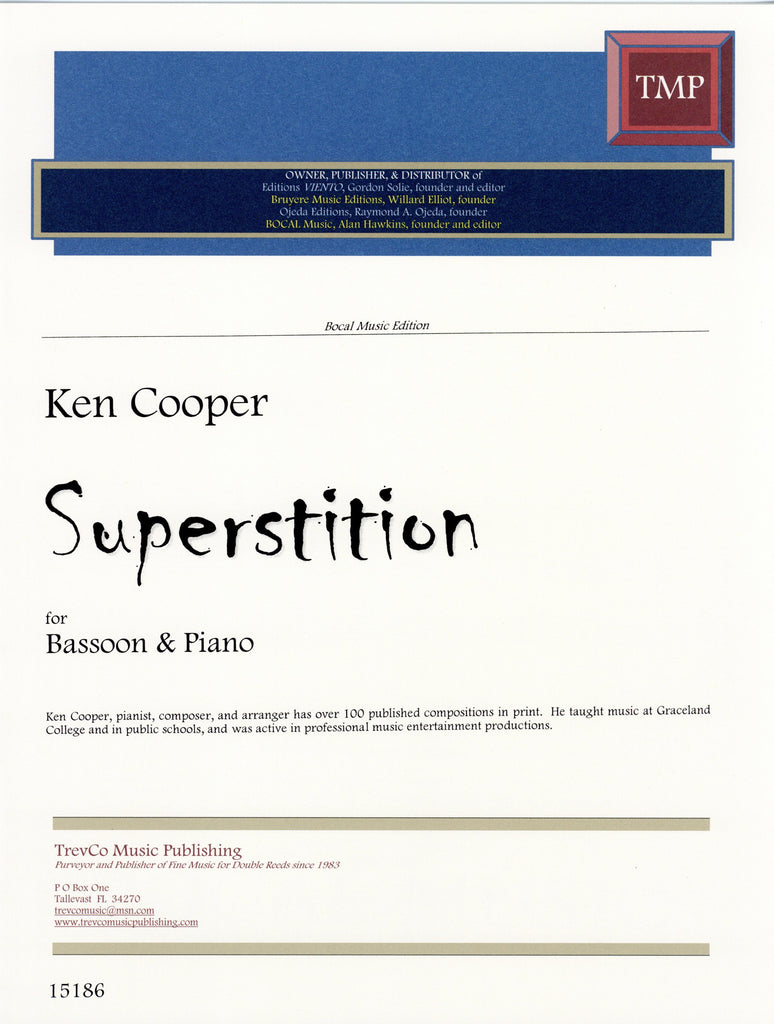 Cooper, Ken % Superstition-BSN/PN