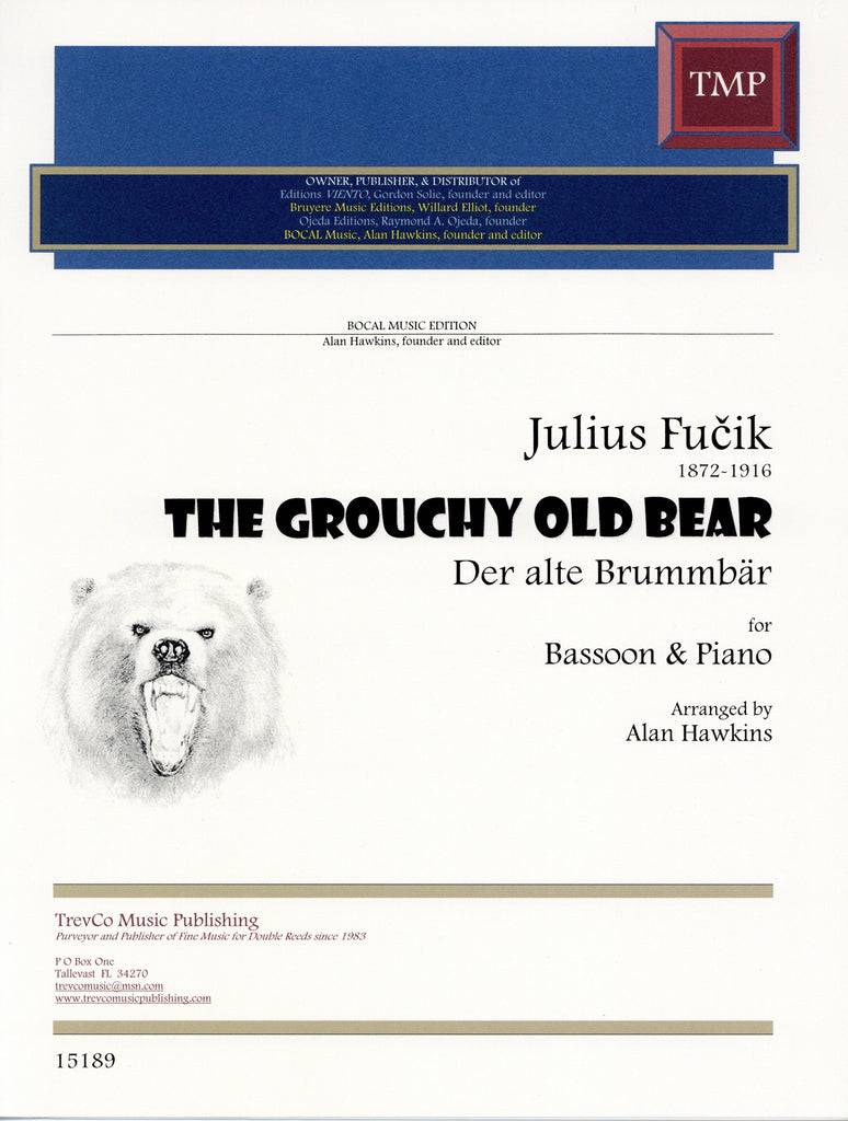 Fucik, Julius % The Old Brown Bear-BSN/PN