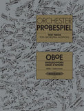 Miller, Vojislav % Orchester Probespiel: Test Pieces for Orchestra Auditions-OB & EH