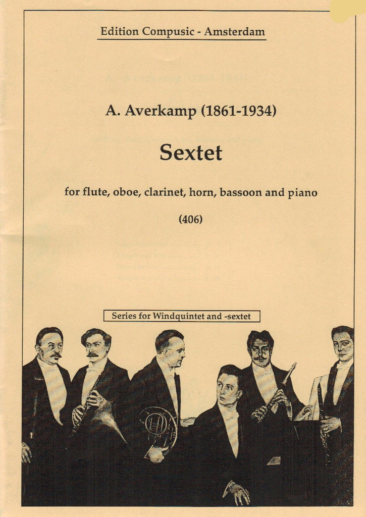 Averkamp, Antoon % Sextet-WW5/PN