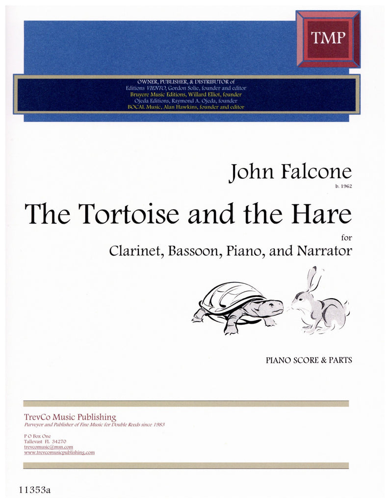Falcone % Tortoise and the Hare-CL/BSN/PN/NAR