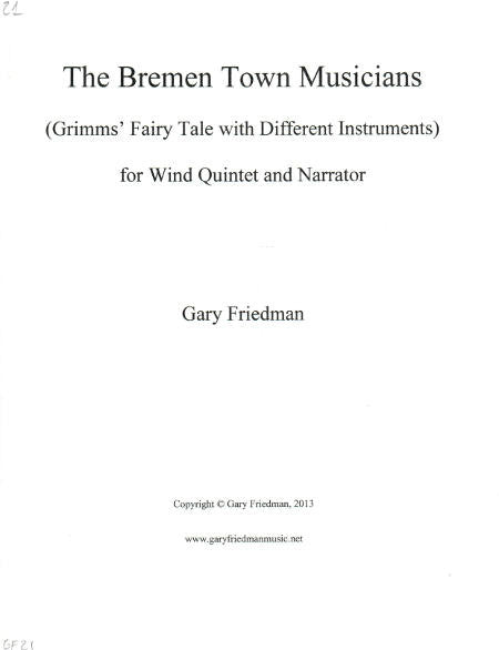 Bremen Town Cover