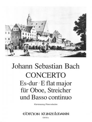 Bach, J.S. % Concerto in Eb Major-OB/PN