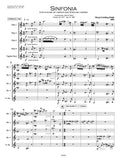 Griebling-Haigh, Margaret % Sinfonia (Score & Parts)-OB/EH CHOIR