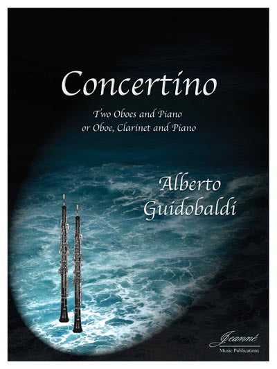 Guidobaldi, Alberto % Concertino-2OB/PN or OB/CL/PN
