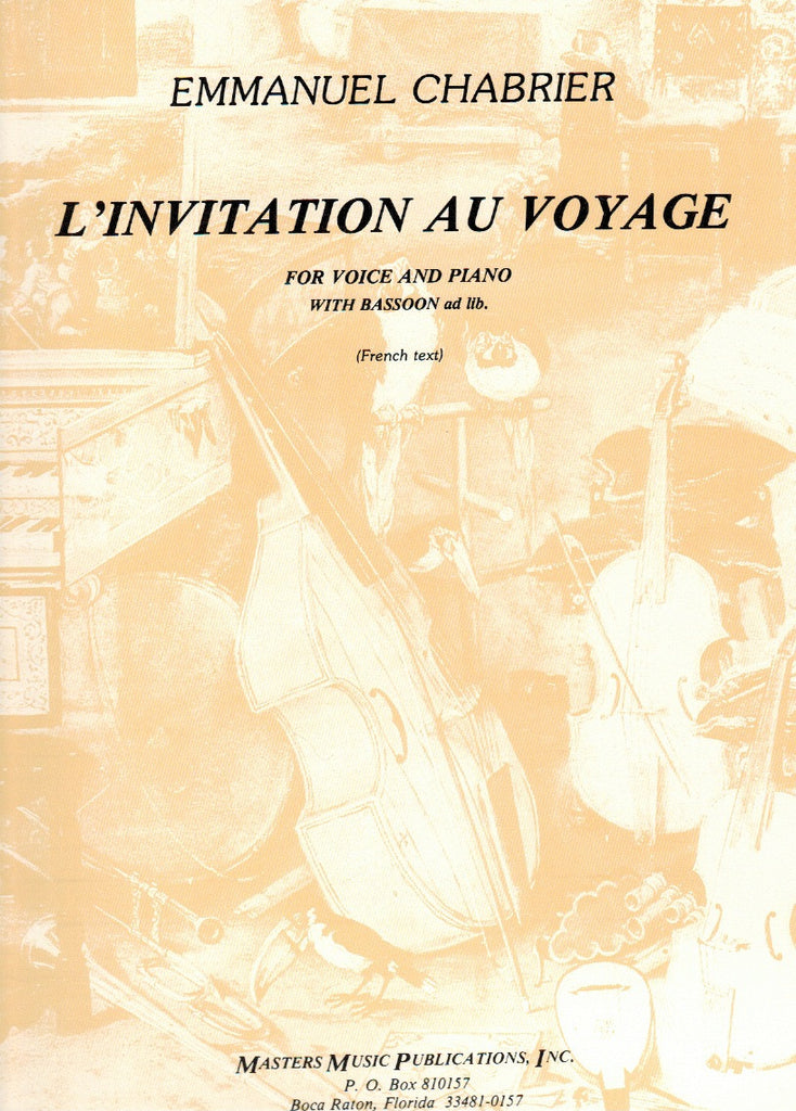 Linvitation au voyage voicepnbsn trevco varner music cover stopboris Image collections