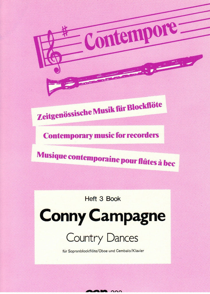 Campagne, Conny % Country Dances-OB/PN