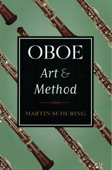 Oboe Art and Method Cover