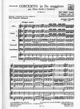 Vivaldi, Antonio % Concerto in C Major F7 #4 RV451 (Score only)-OB/STGS