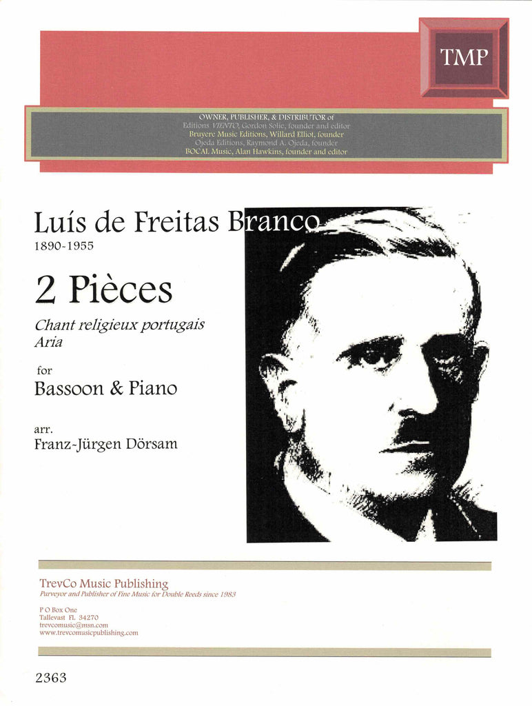 Copy of Branco, Luis de Freitas % Two Pieces-BSN/PN