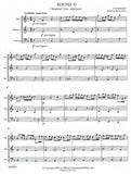 "Purcell % Rondeau from ""Abdelazer"" (Score & Parts)-OB/HN/BSN"