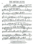 Holcombe, Bill % The Metro Suite (Score & Parts)-WW5