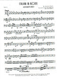 "Rossini % Overture to ""An Italian in Algiers"" (Score & Parts)-WW5"
