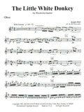 Ibert, Jacques % The Little White Donkey (Score & Parts)-WW4