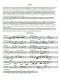 Bach, JS % Three-Part Inventions V1 (1-5) (Score & Parts)-WW4
