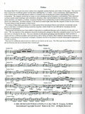 Bach, JS % Three-Part Inventions V2 (6-10) (Score & Parts)-WW4
