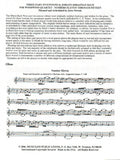 Bach, JS % Three-Part Inventions V3 (11-15) (Score & Parts)-WW4