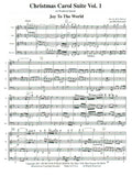 Holcombe, Bill % Christmas Carol Suite V1 (Score & Parts)-WW4