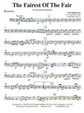 Sousa, John Philip % The Fairest of the Fair (Score & Parts)- WW4