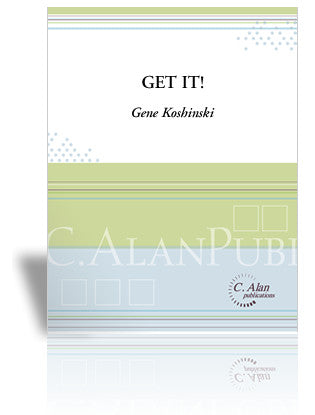 Koshinski, Gene % Get It!-BSN/PERC