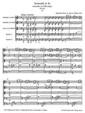 Mozart, Wolfgang Amadeus % Serenade in Eb Major K375 (Study Score)-WW8 or WW6