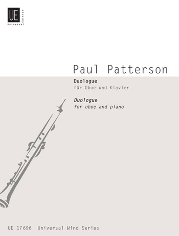 Patterson, Paul % Duologue-OB/PN