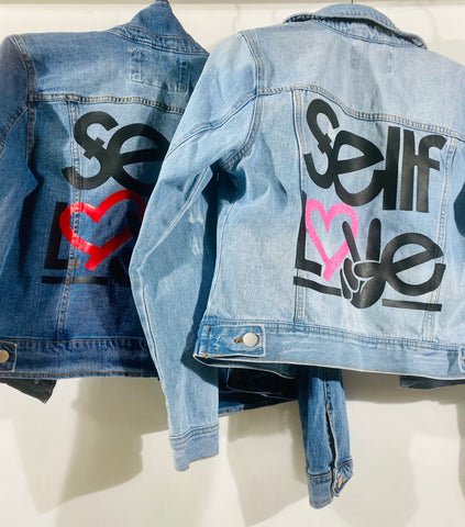 SellfLove Denim Jacket