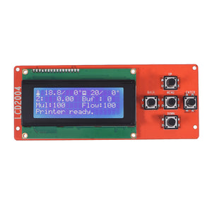 2004 LCD Smart Display Screen Controller Module with Cable - Default Title