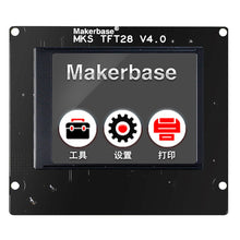 Load image into Gallery viewer, 3D Printer Color Touched Smart Controller 2.8 Inch MKS TFT28 Display