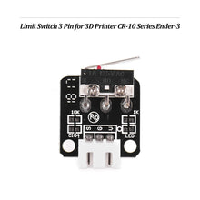 Load image into Gallery viewer, Creality 3D Printer End Stop Limit Switch 3 Pin for CR-10 Series and Ender-3, 10 Pieces
