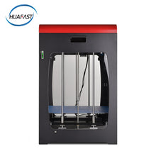 Load image into Gallery viewer, Huafast HS-334 3d printer Fully enclosed Acrylic metal frame with Power off Resume Print