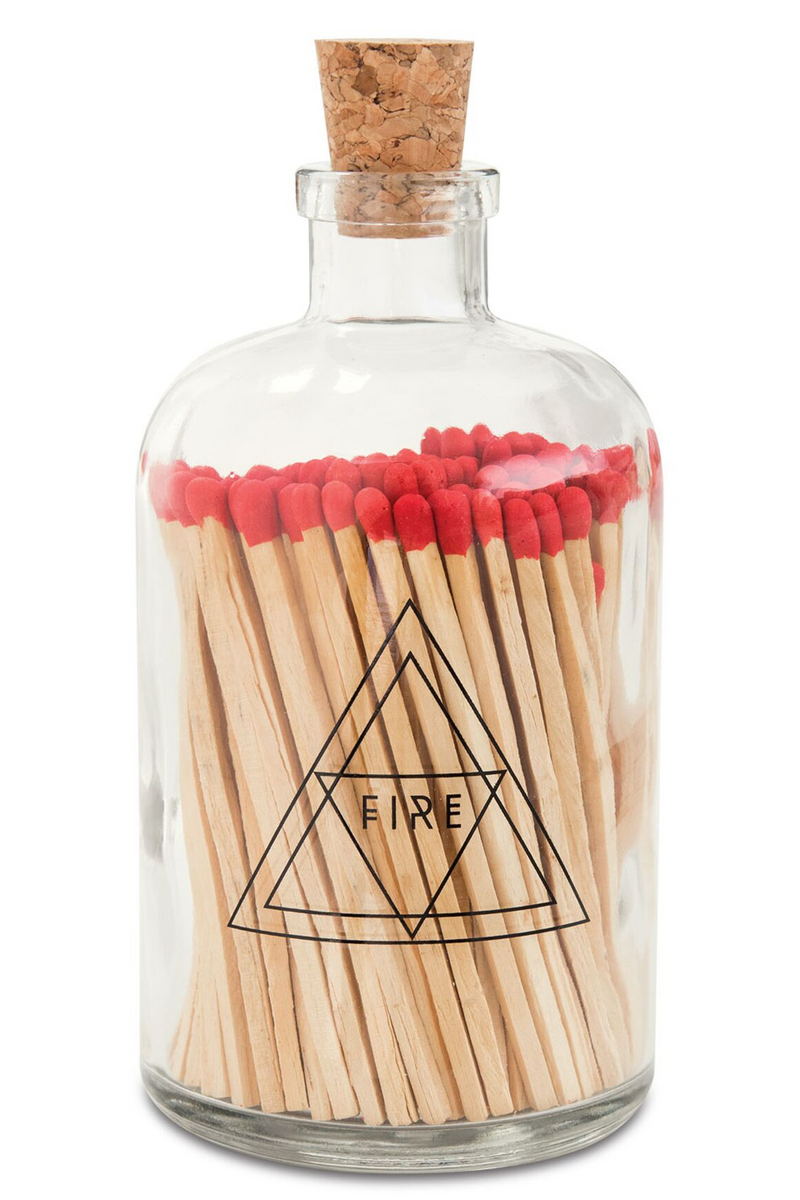 Large Alchemy Match Bottle