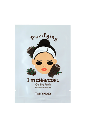 TONYMOLY Charcoal Gel Eye Mask