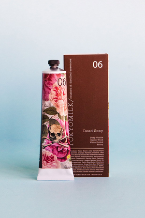 TOKYO MILK Dead Sexy No. 6 Shea Butter Lotion