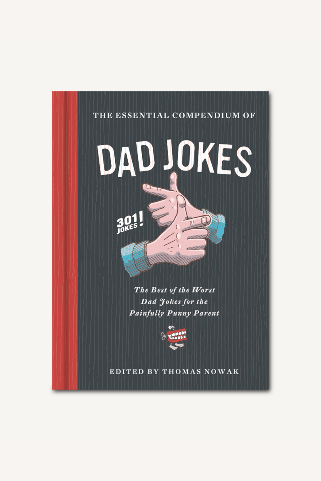 Essential Compendium Of Dad Jokes Book
