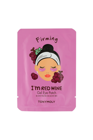 TONYMOLY Red Wine Gel Eye Mask