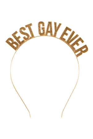 Best Gay Ever Headband